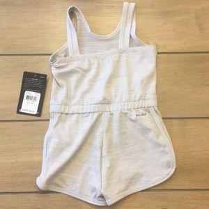 71690b74b4d3 Nike One Pieces - Sale ⛱ New Nike Girls Romper NWT Gray